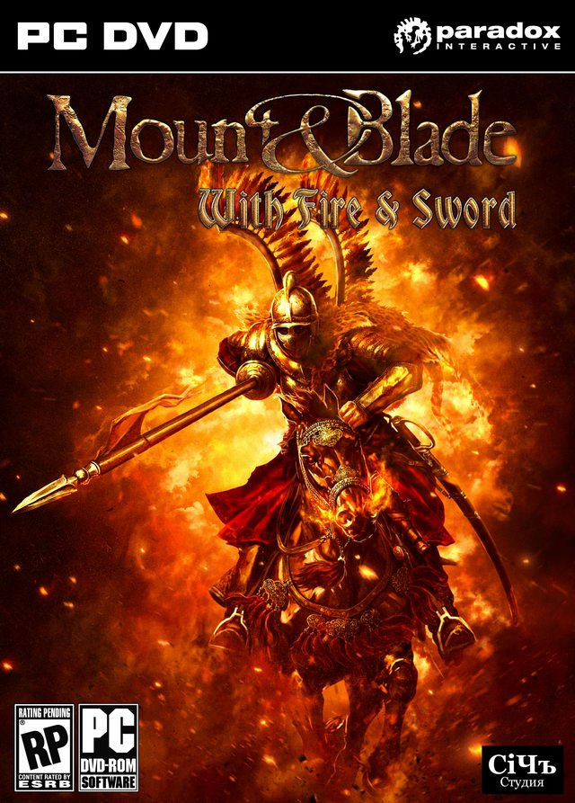 Pc[遊戲介紹+修改器下載]騎馬與砍殺:火與劍 Mount & Blade:With Fire and Sword